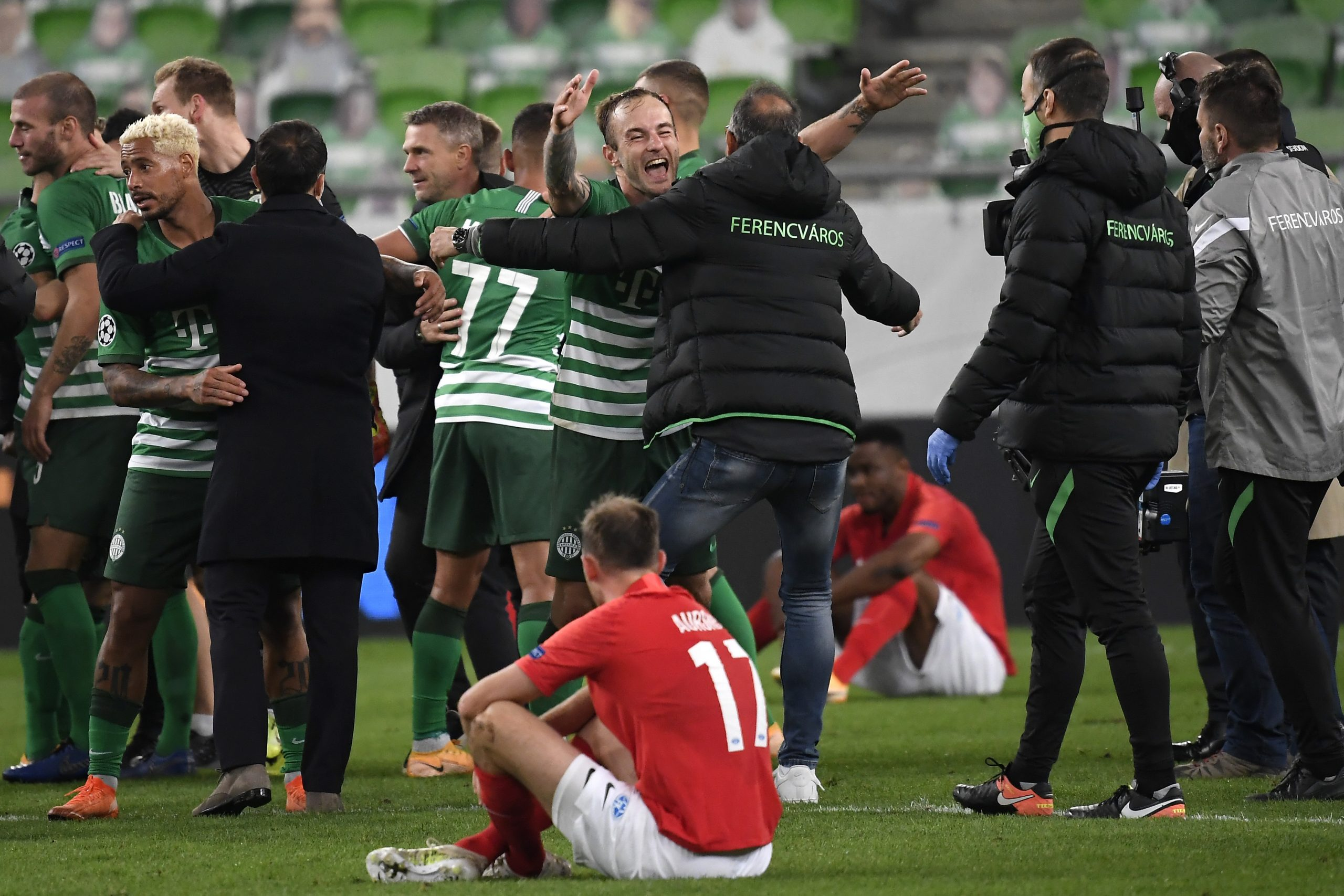 Ferencváros Qualifies for Champions League After 25 Years