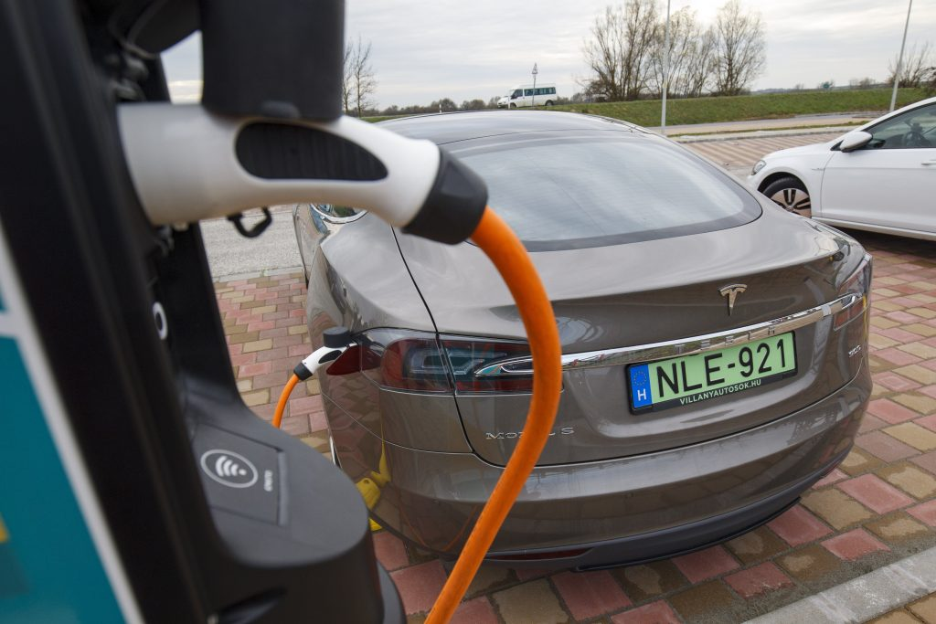 Number of Green Cars Doubled Since 2019 in Hungary post's picture