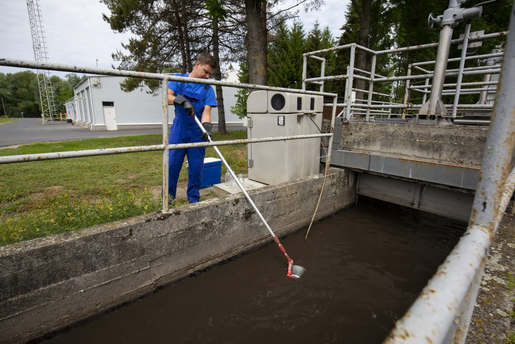 Wastewater Samples Warn of Coronavirus Infections to Rise in Several Hungarian Cities post's picture
