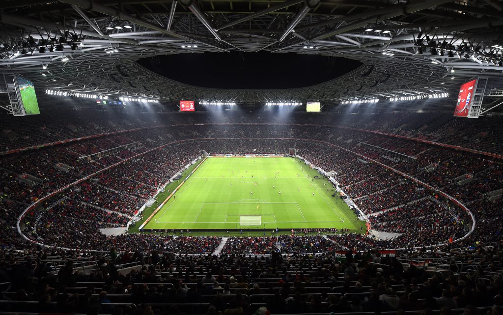 MSZP: UEFA Super Cup Final in Budapest 'Human Experimentation' post's picture