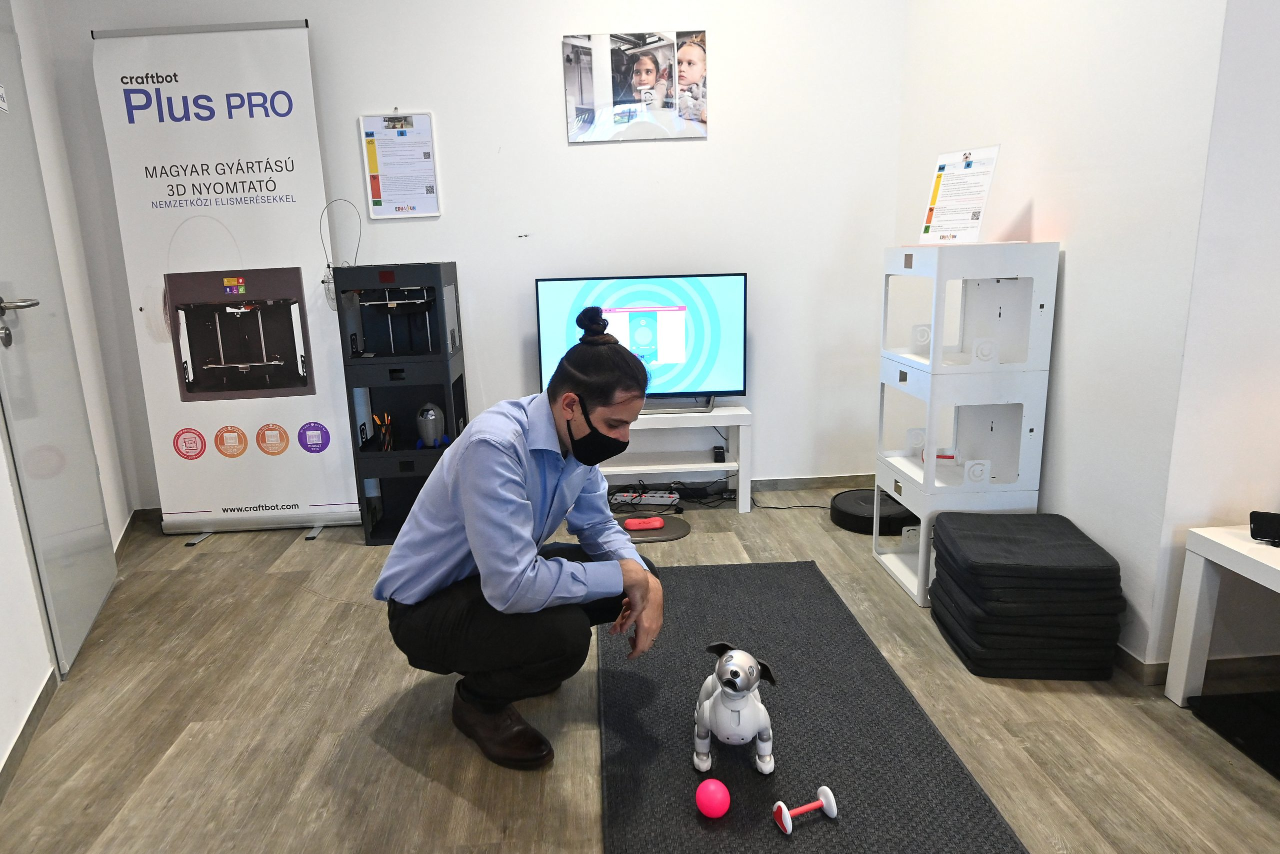 Centre Showcasing Cutting-edge Technologies Opens in Budapest post's picture