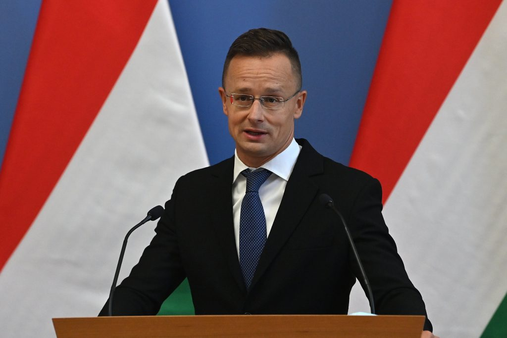 FM Szijjártó: Biden Should Address Suspected Ukraine Corruption post's picture