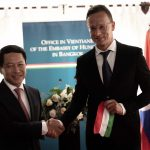 FM Szijjártó Discusses Economic Cooperation with Laos Counterpart
