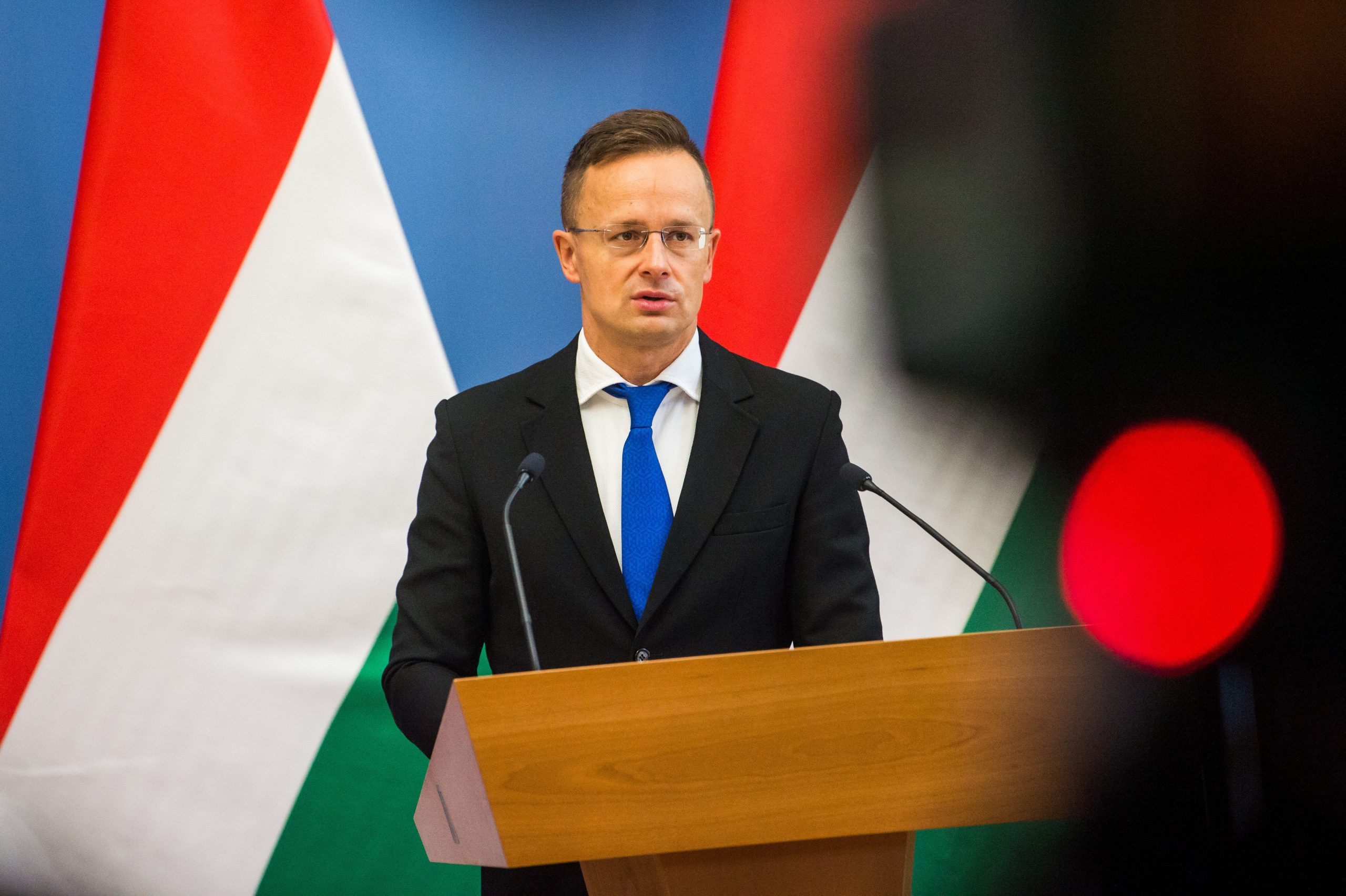 Minister of Foreign Affairs: EC Vice-President's Remarks Not to Affect Hungarian-Czech Relations post's picture
