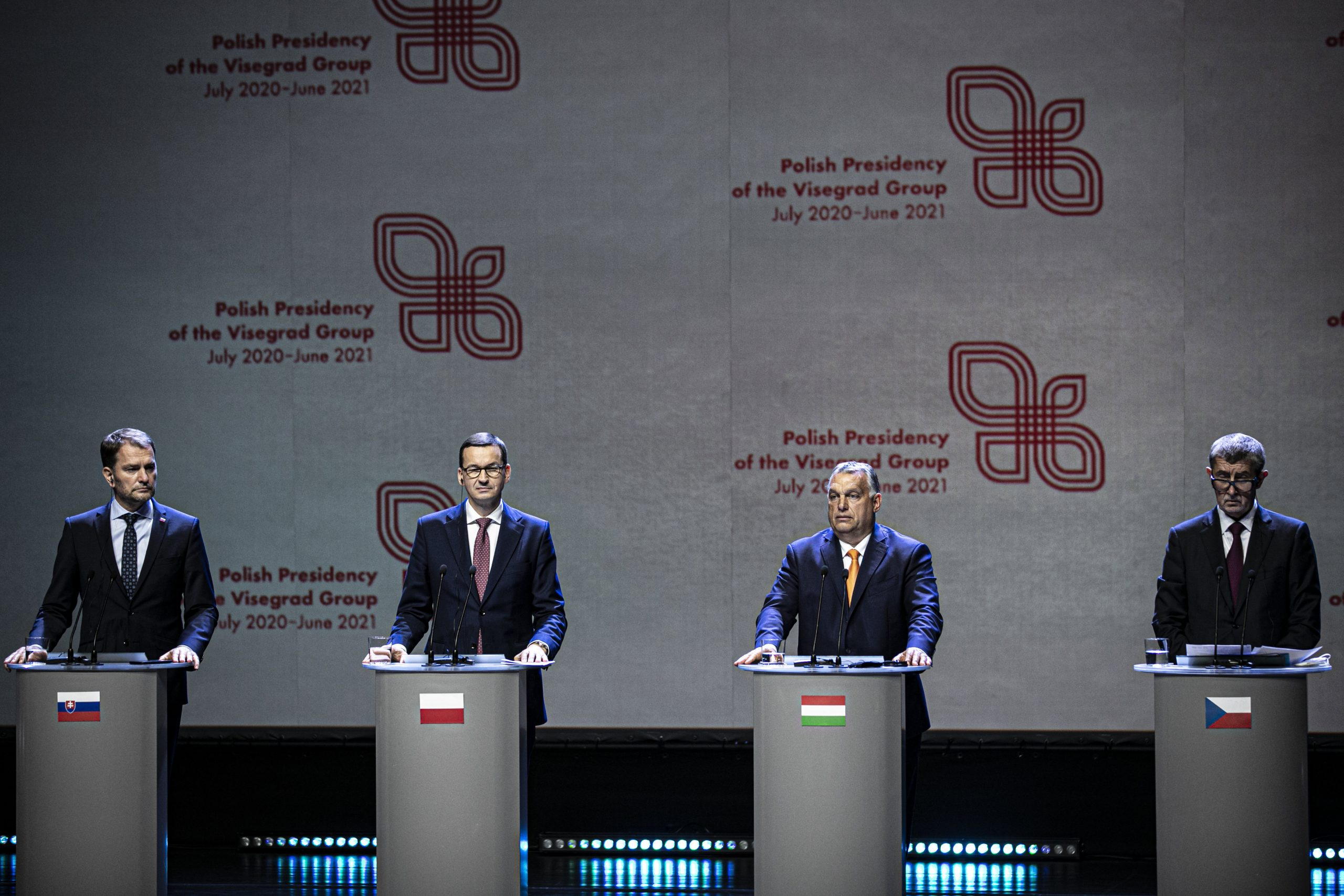 PM Orbán: Central Europe Economy to be Maintained While Fighting Coronavirus
