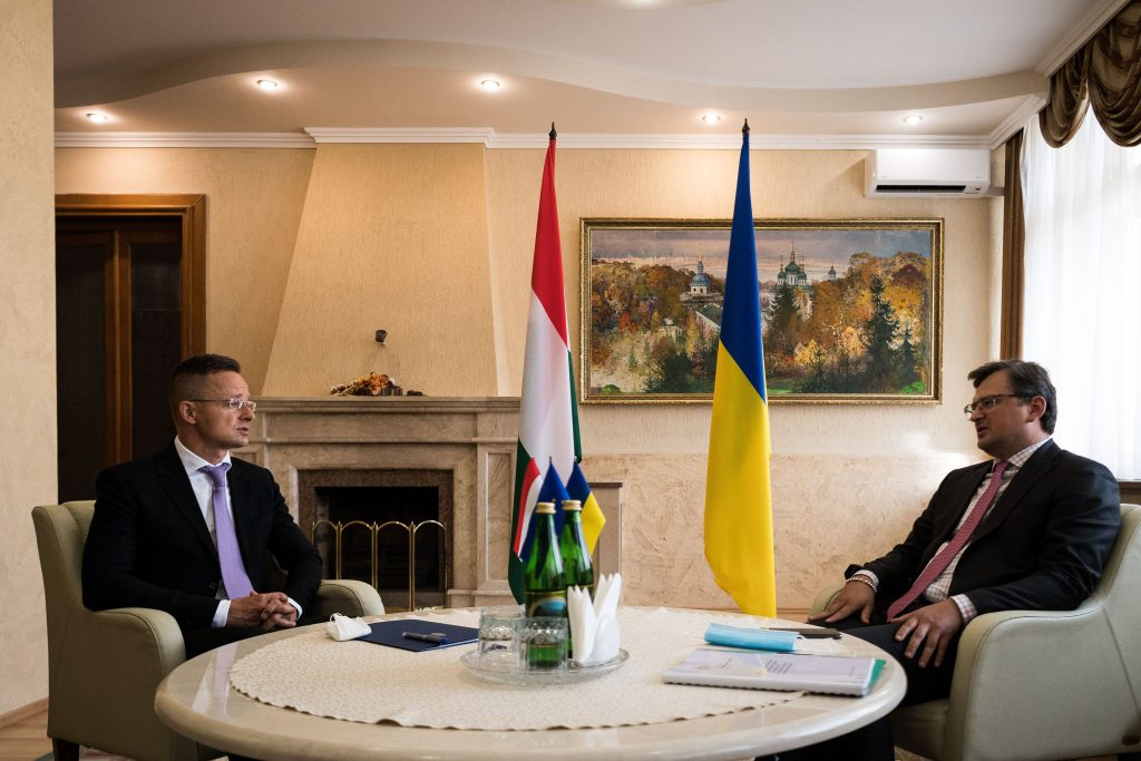Foreign Minister Expects Ukraine to Respect Hungarian Community's Rights post's picture