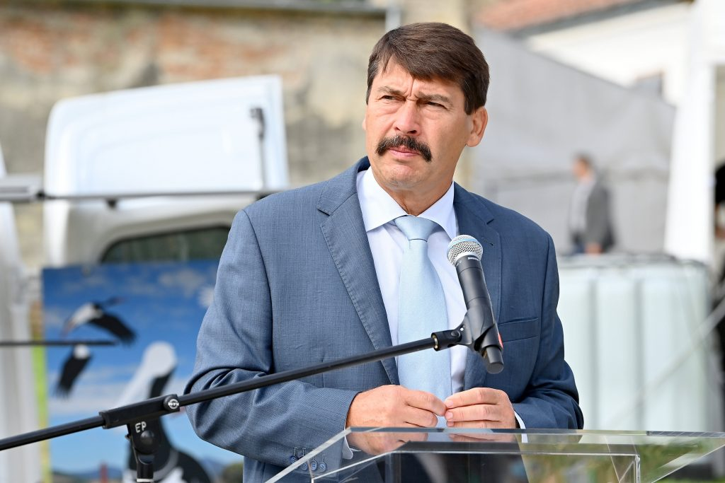 President Áder: Effects of Climate Change Hit Carpathian Basin Early and Hard post's picture