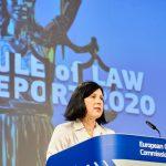 EC on Orbán's Demand for Jourova's Resignation: VP Enjoys EC President's 'Full Trust'