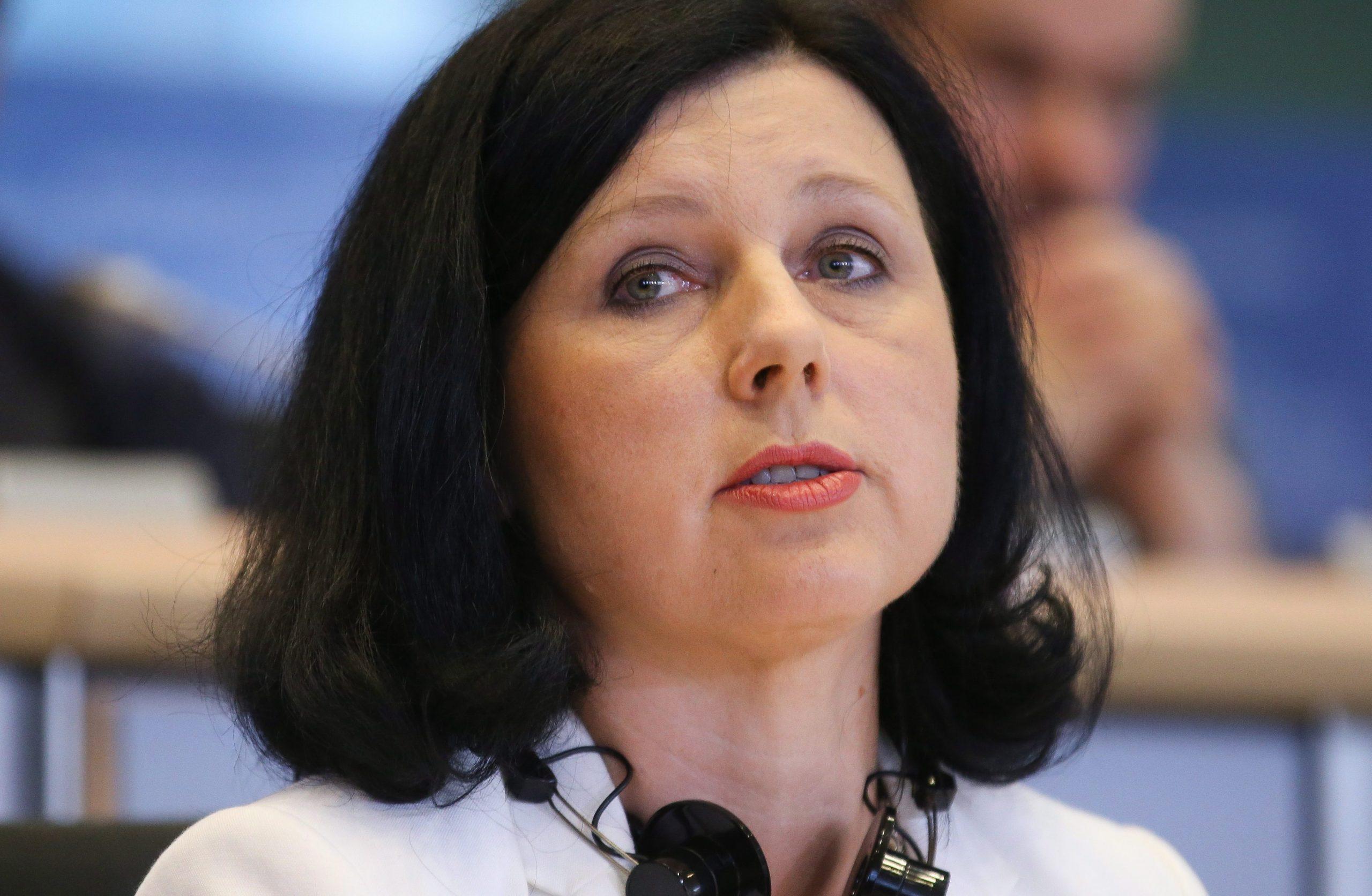 Orbán Demands EC Vice President Jourová's Resignation Over 'Sick Democracy' Comment