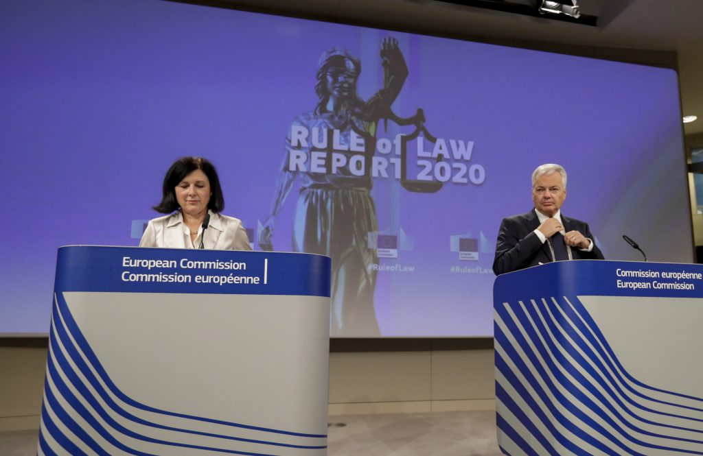 Hungarian Press Roundup: European Commission Scrutinizes Rule of Law in Hungary post's picture