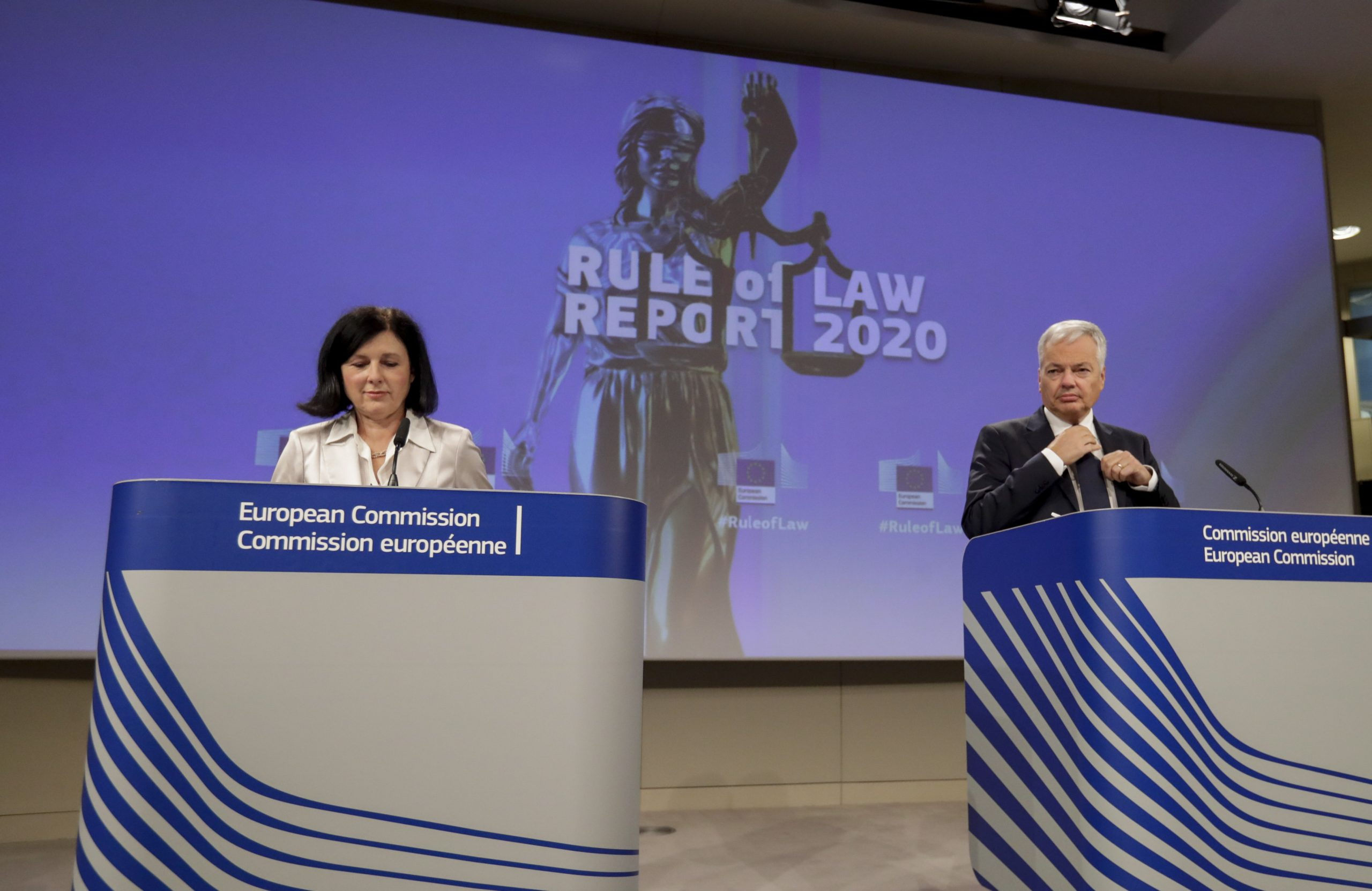 Hungarian Press Roundup: European Commission Scrutinizes Rule of Law in Hungary