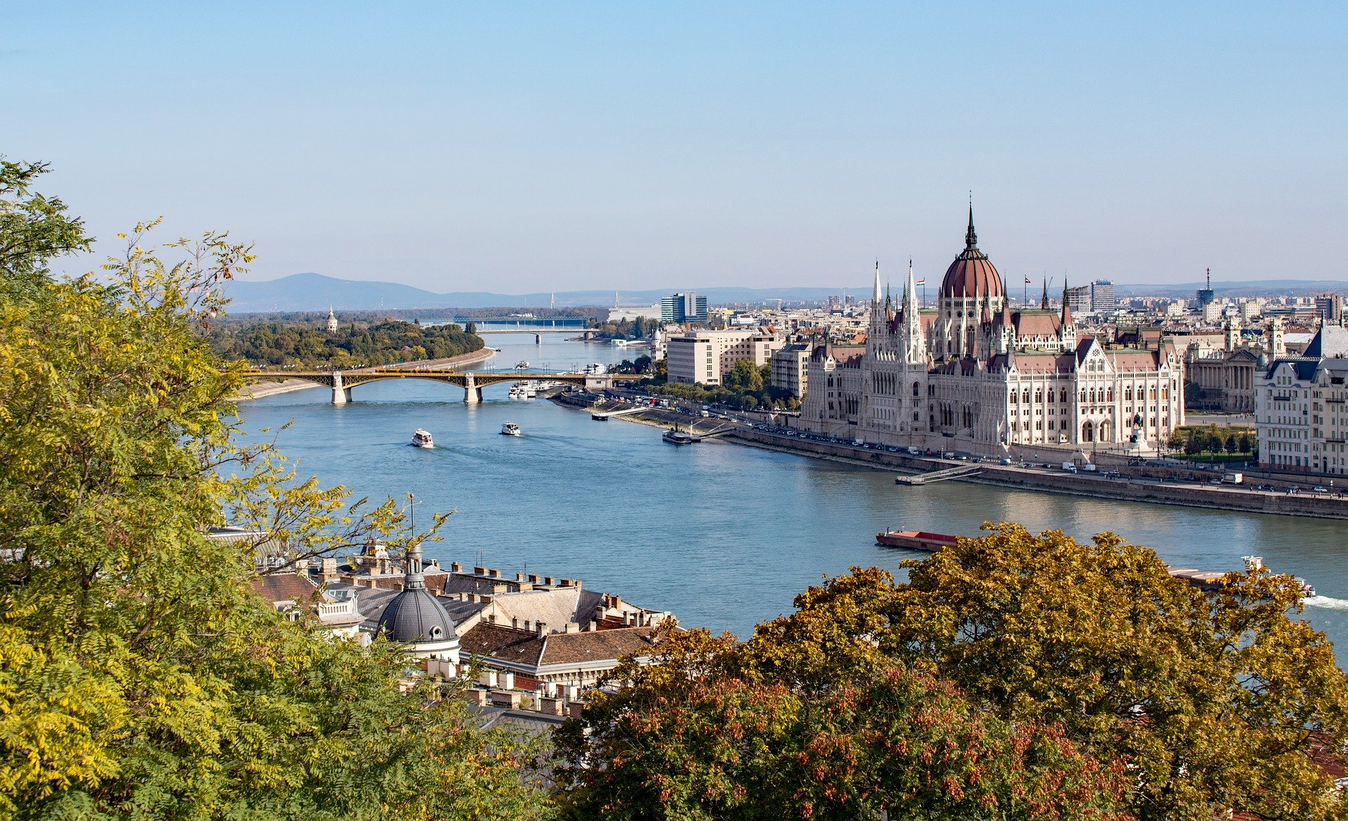 Germany Puts Budapest on High Covid-19 Risk List
