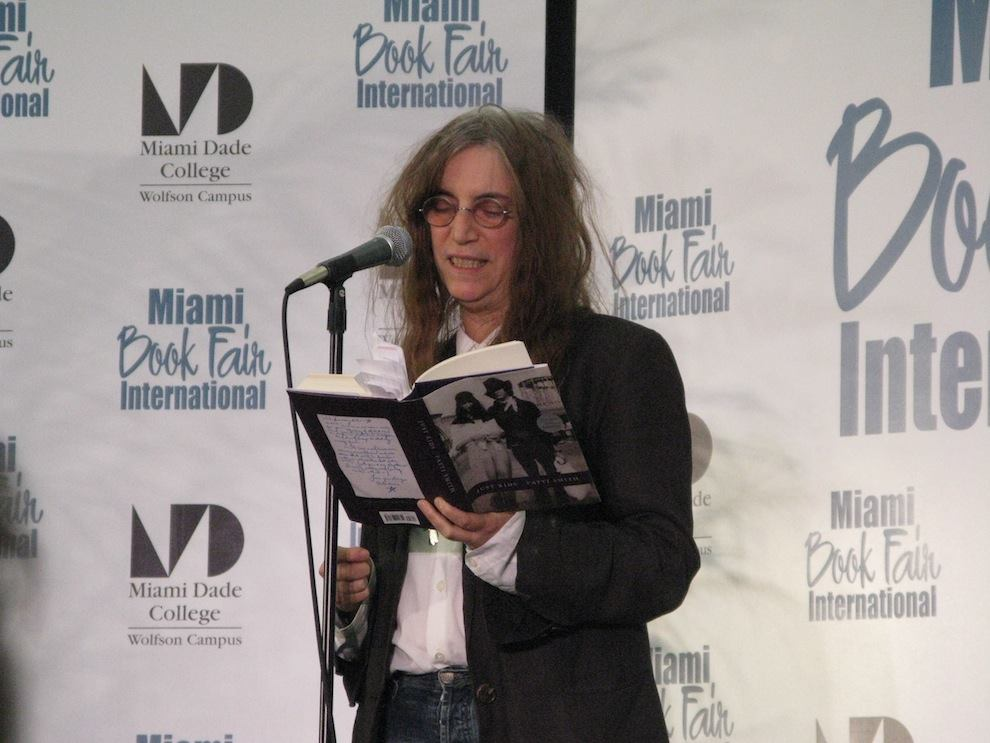 Did You Know? Patti Smith is a Fan of Hungarian Writer Kosztolányi post's picture