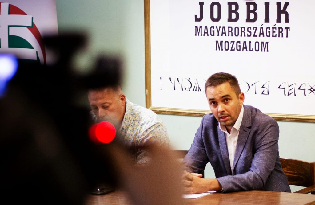 Jobbik: Orbán 'Incapable' of Acting as a Democrat post's picture