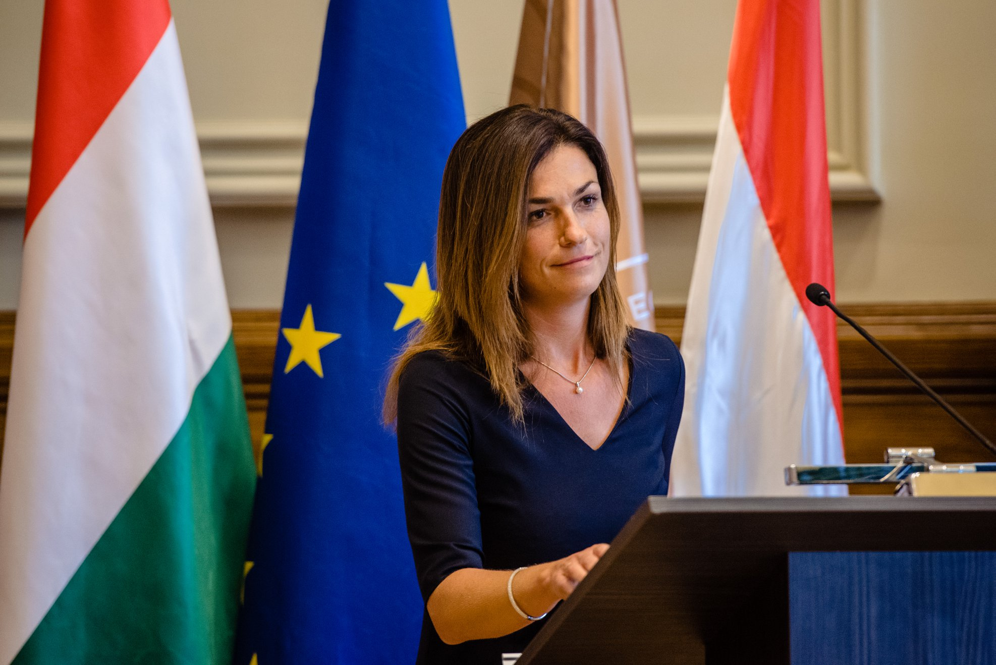 Justice Minister Varga: EU Funds Are Not Handouts