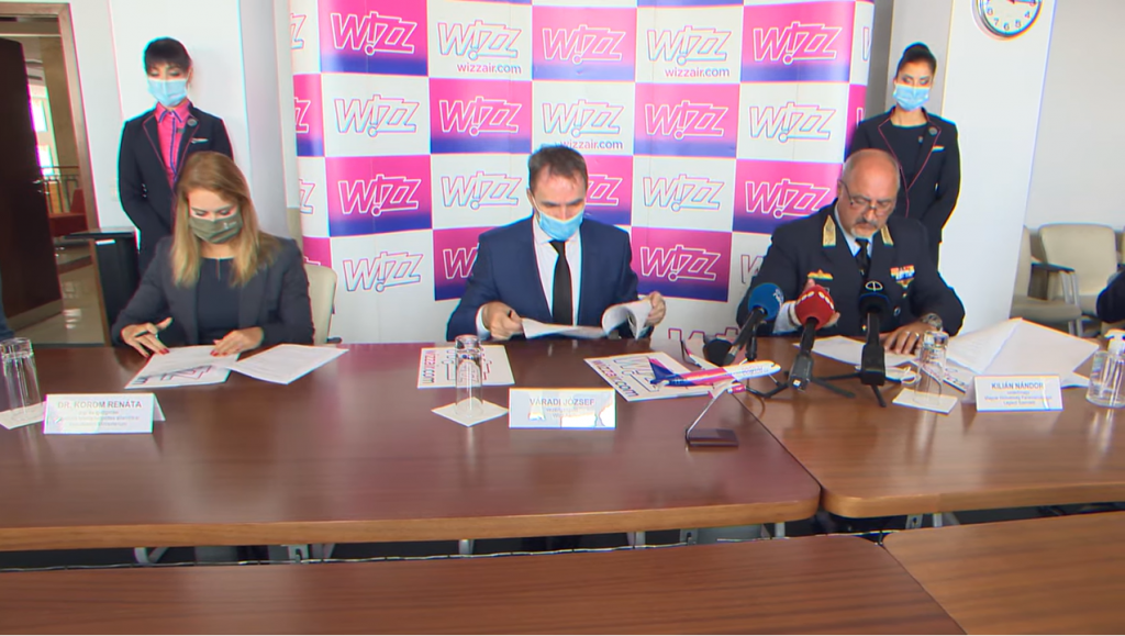 Armed Forces, Wizz Air Sign Cooperation Pact on Personnel Training post's picture
