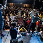 Theater Uni Protesters Stick to 'Student Republic' Despite New Leadership Taking Hard Line