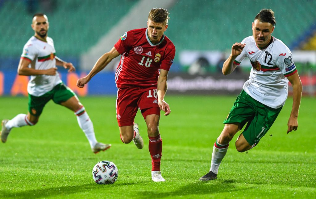 Hungary One Match Away from Euros After Beating Bulgaria 3-1 post's picture