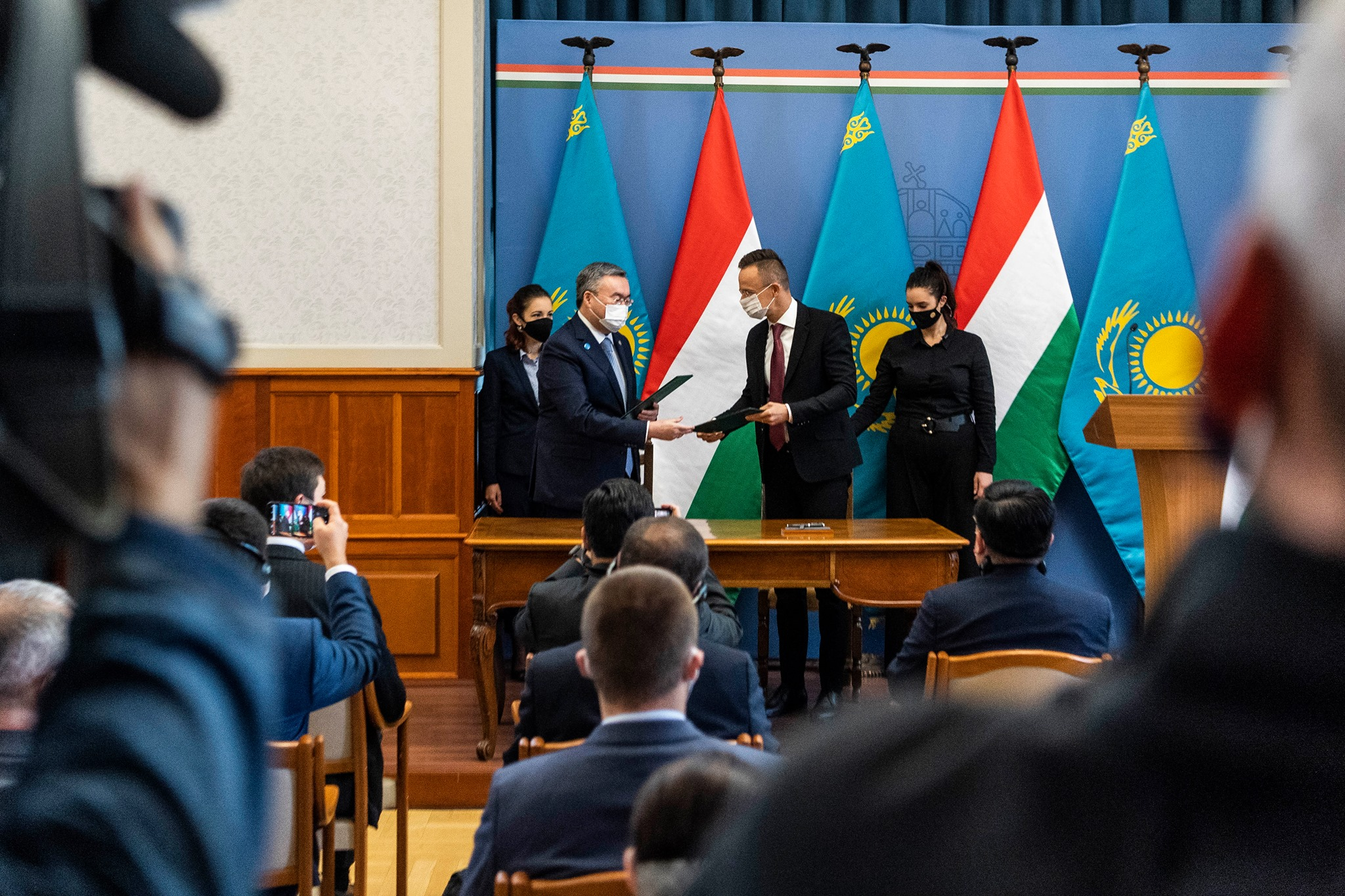 Foreign Minister: Government's 'Opening to the East' Policy Working post's picture