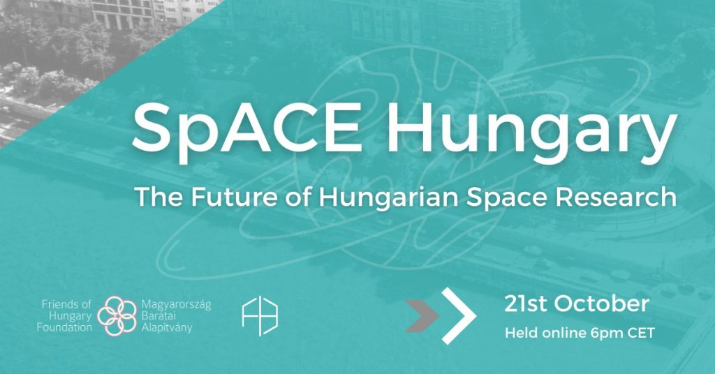 'SpACE Hungary: The Future of Hungarian Space Research' Webinar Held on Wednesday post's picture
