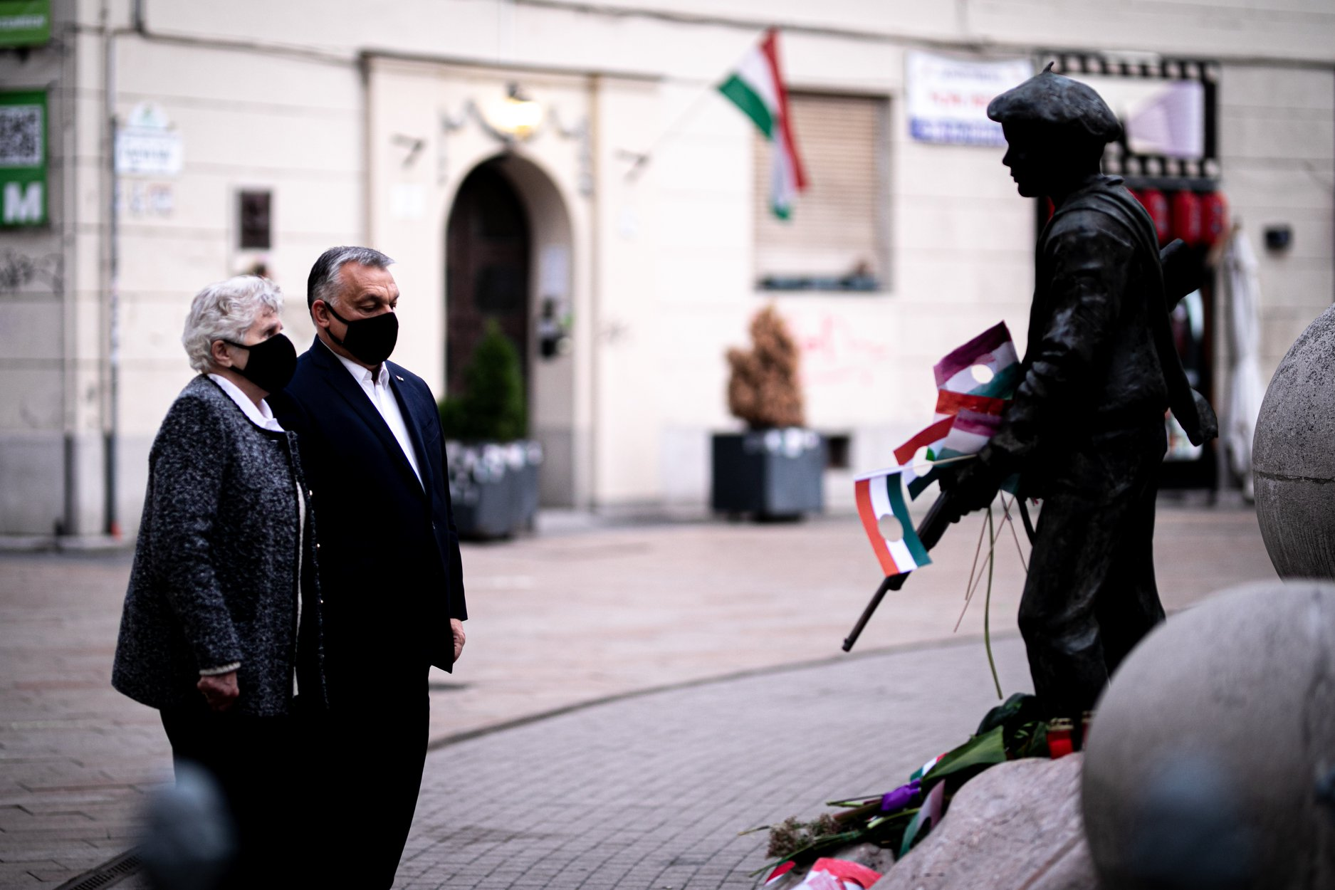 October 23: Orbán Commemorates 1956 with Freedom Fighter Wittner