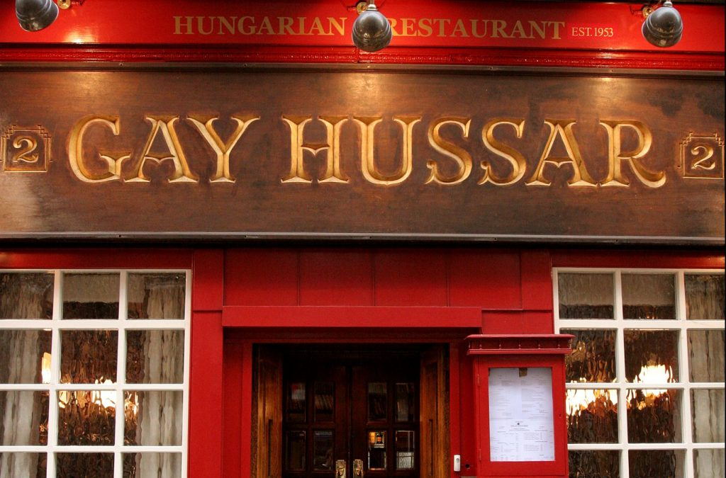 London's Legendary Hungarian Restaurant 'Gay Hussar' Reopens Under New Name 'Noble Rot' post's picture