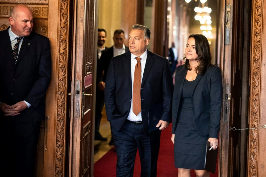 Novák: Fidesz Has No Plans to Leave EPP, Only Wants to Loosen Ties in EP Group post's picture