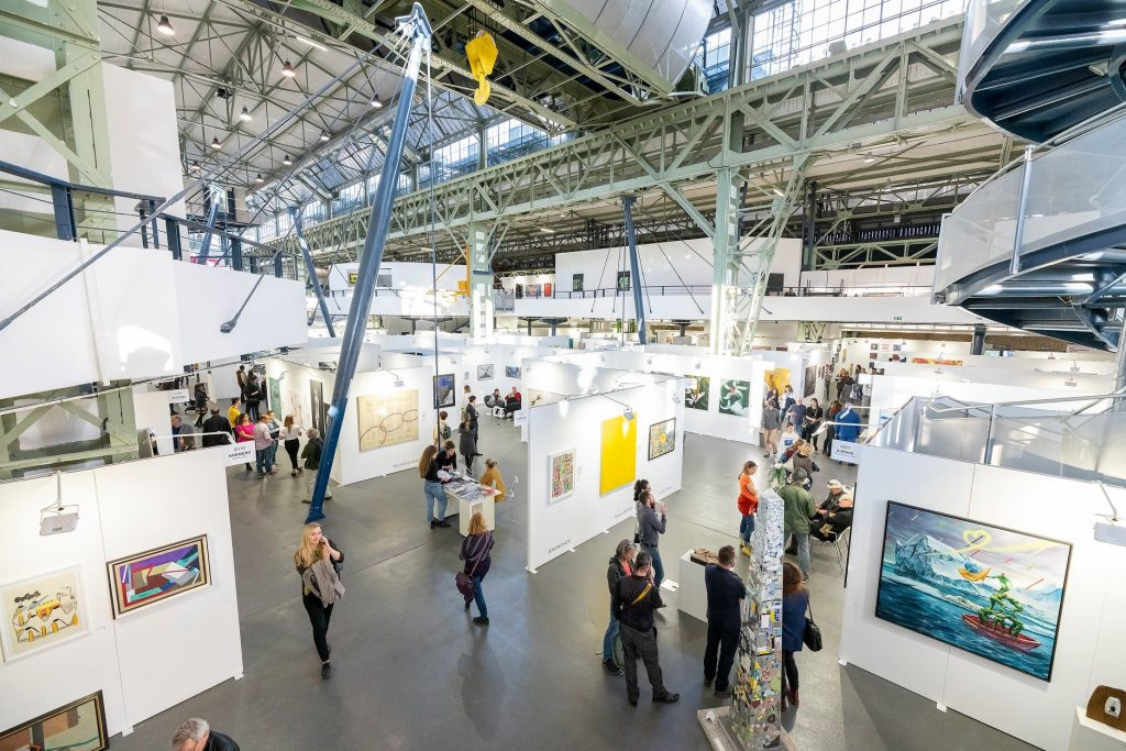 Art Market Budapest to Be Held between Oct 22-25 post's picture