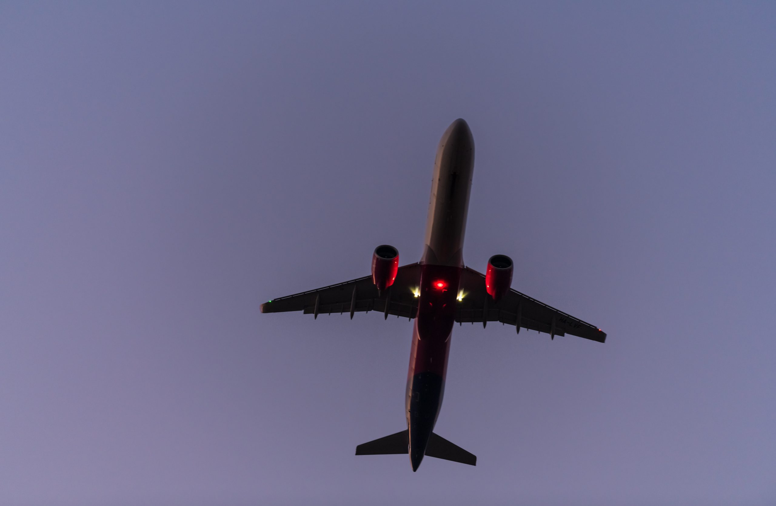Air Traffic in Hungary Air Space Falls by More than 50 percent post's picture