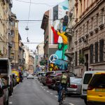 Budapest Firewall Painting 'Berlin' Commemorates Reunification of Germany