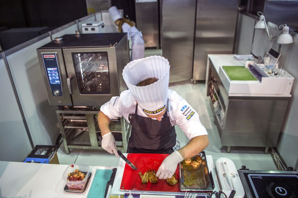 Hungarian Bocuse d'Or Team Qualifies for World Final post's picture