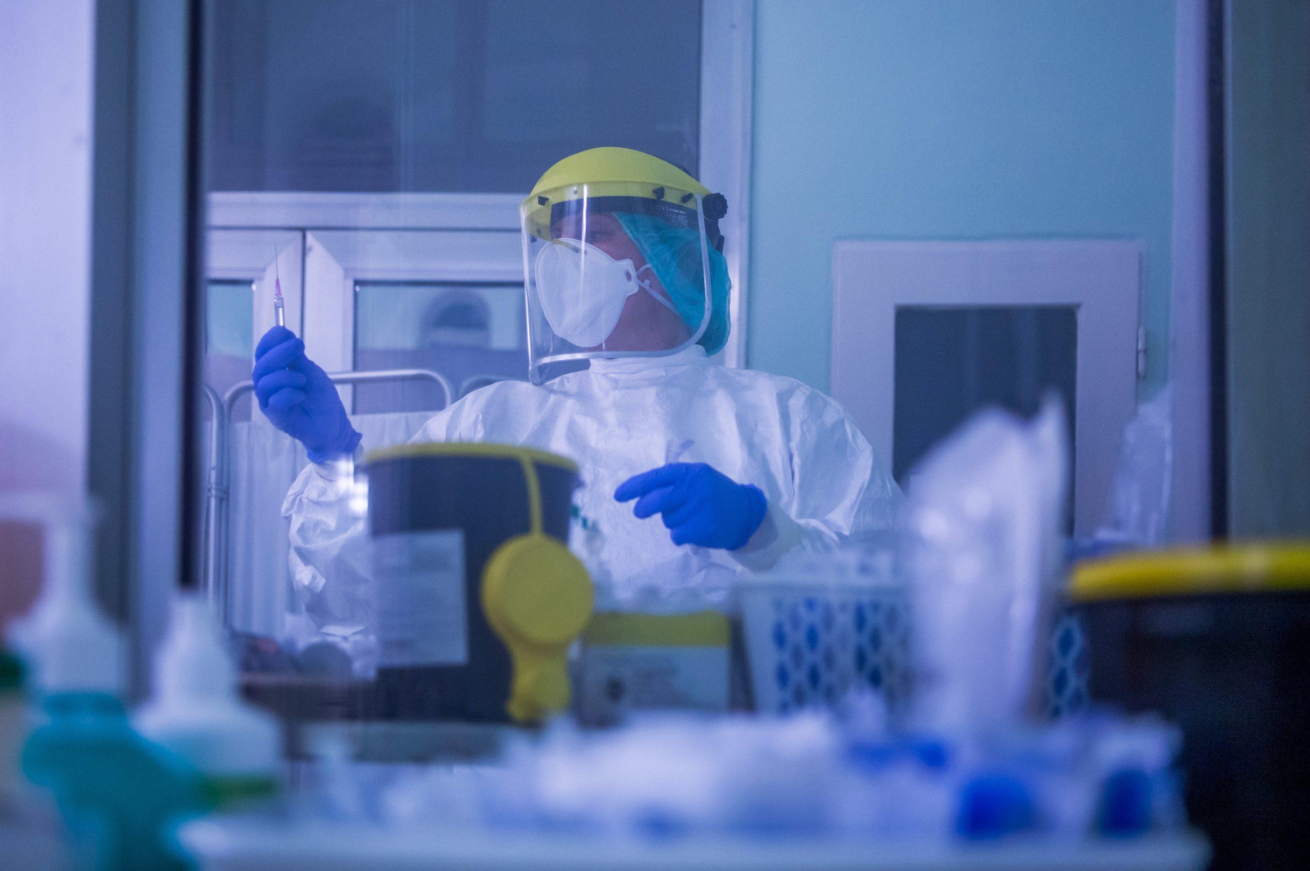 Coronavirus: Medical Chamber Calls on Gov't to Take Immediate Action