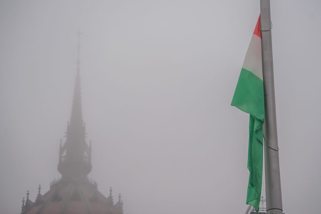 October 23: National Flag Hoisted at Parliament post's picture