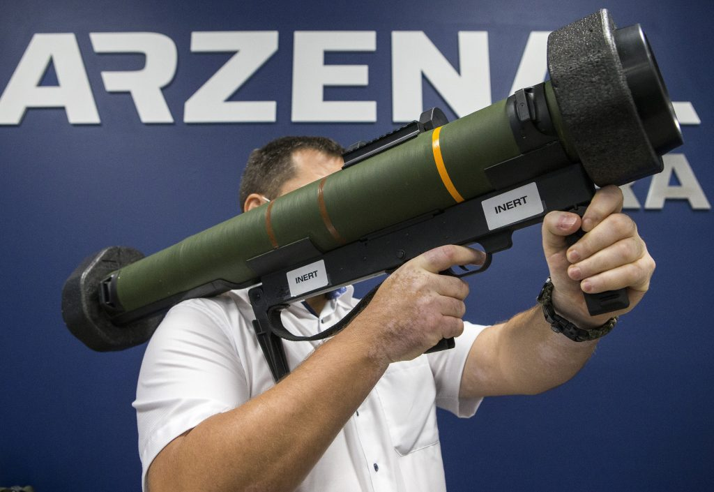 Hungary Tops List of German Weapon Sales Since 2017 post's picture