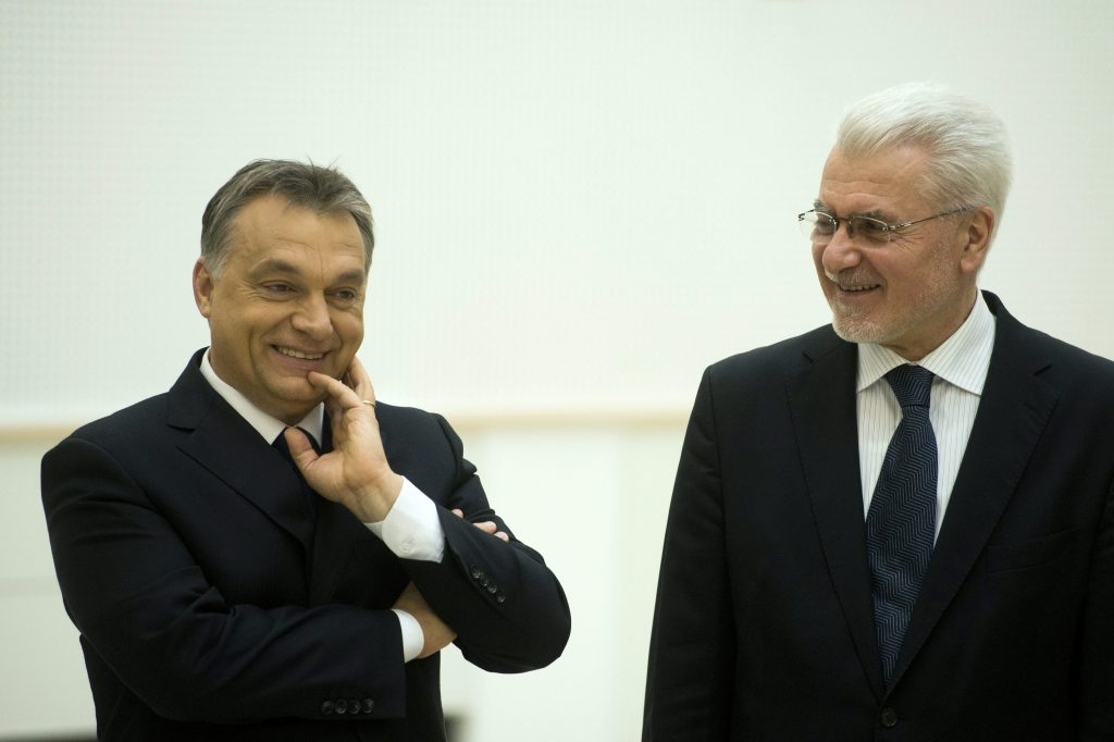 Former Minister of First Orbán Gov't Launches New Party post's picture