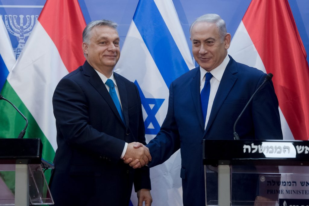 Netanyahu: Hungarians, Israelis More United than Ever post's picture
