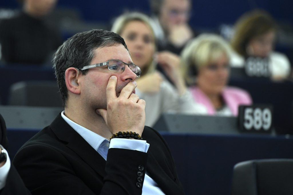 Fidesz MEP: Dobrev Report on Eurozone Unacceptable post's picture