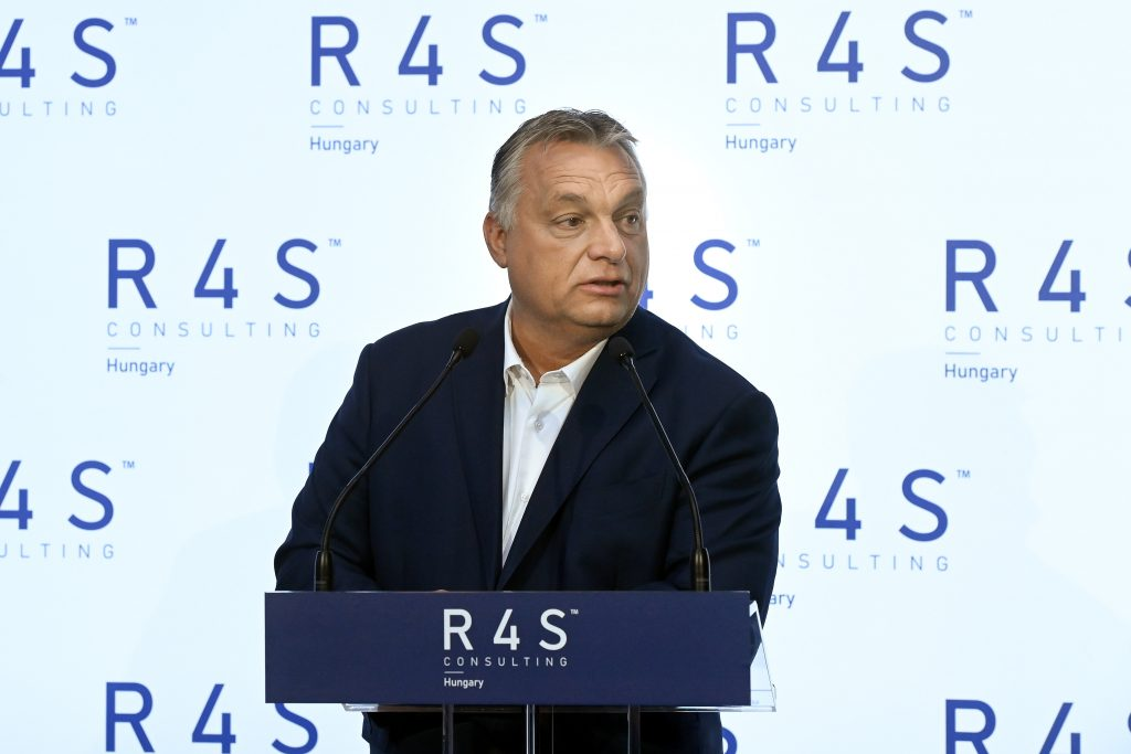 Orbán: V4 Slated to be 'Influential' in European Politics if They Grow as a Bloc post's picture