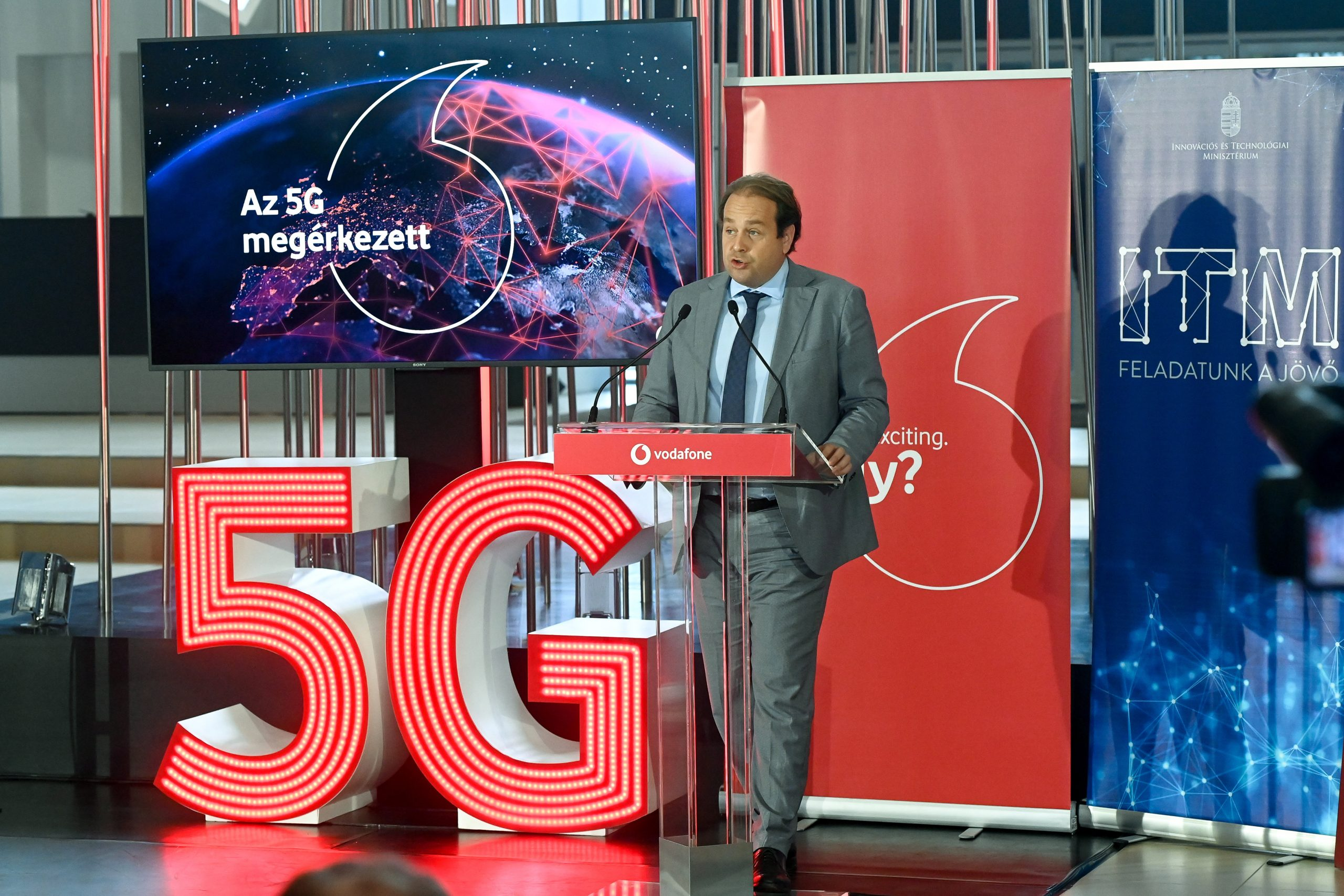 Vodafone, BME to Cooperate in Expanding 5G Network, Setting Up 5G lab post's picture