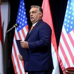 Orbán Presents Order of Merit to Ambassador Cornstein: 'We are Rooting for Trump's Re-election'