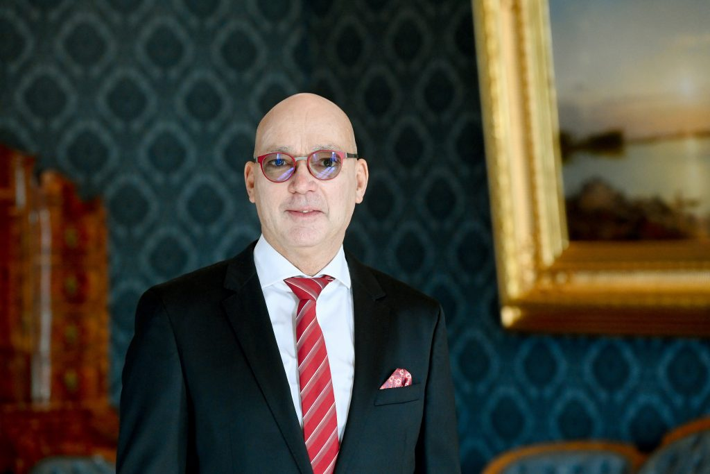 Péterfalvi Appointed NAIH Head for Another 9 Years post's picture