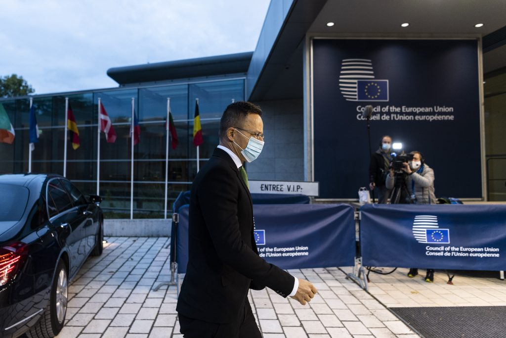 FM Szijjártó: EU Proposal to Scrap Unanimity Requirement for Foreign Policy Decisions 'Dangerous' post's picture