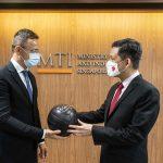 FM Szijjártó: Good Singapore-Hungary Ties to Benefit Companies