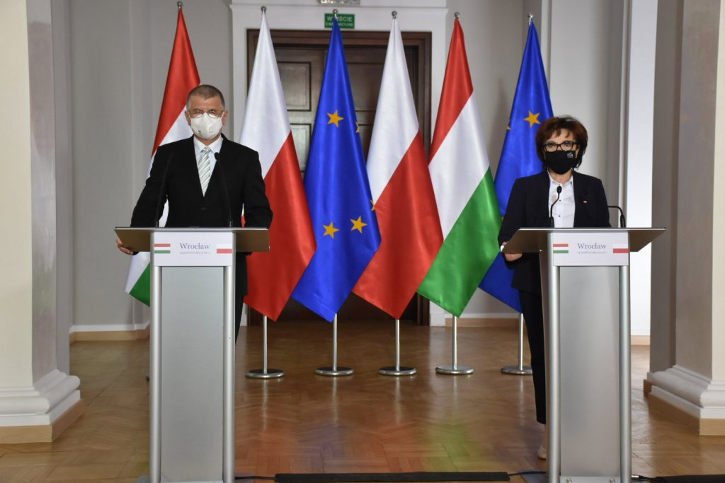 Kövér in Poland: Rule of Law Issue and Recovery Package Talks Should be Kept Separate post's picture