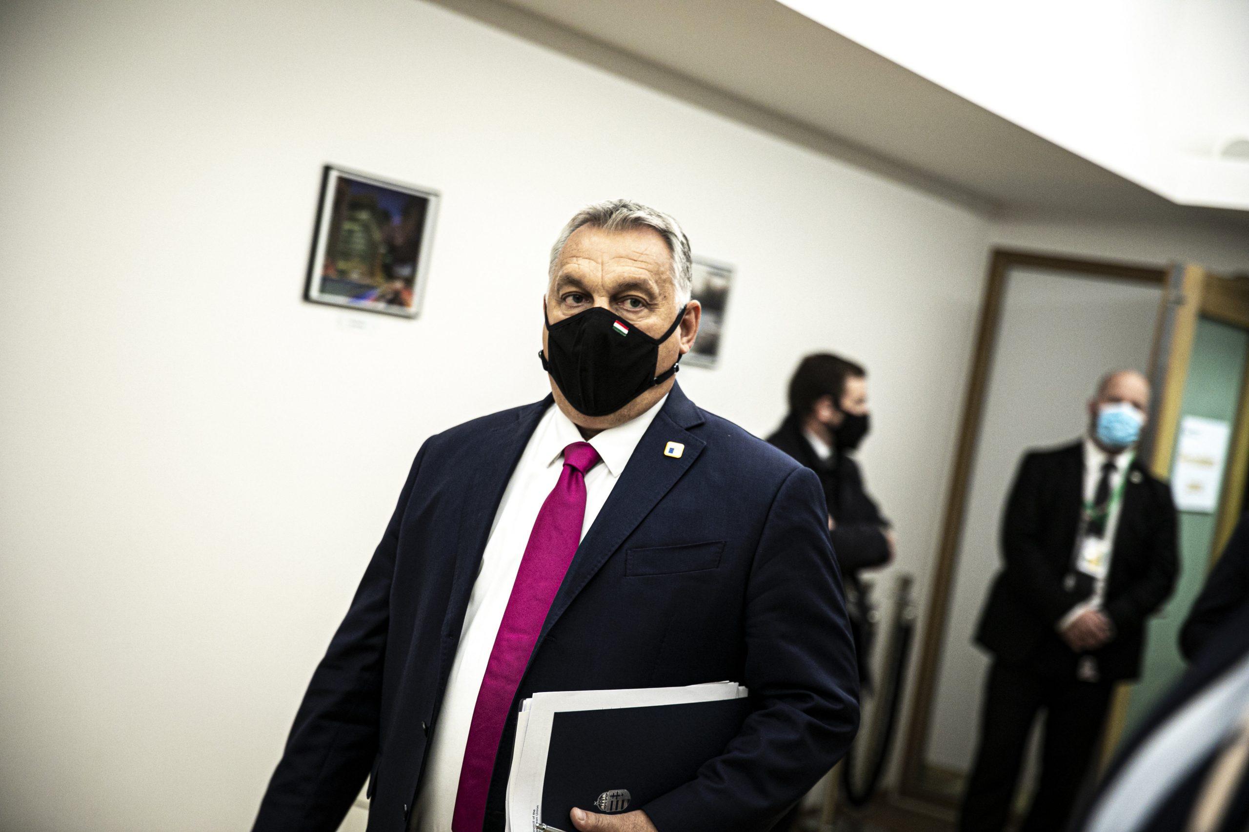 Orbán: 'Vaccine the Solution'