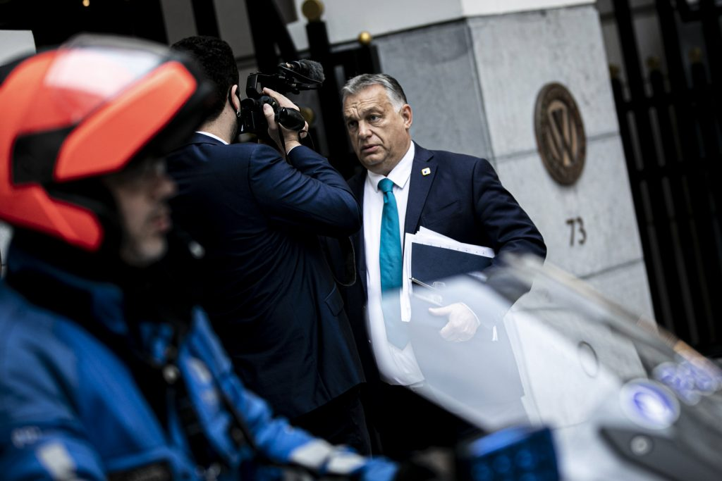 Orbán: Hungary to Veto EU Budget, Recovery Fund post's picture