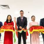 FM Szijjártó Inaugurates Hungarian Embassy's New Consular Section in Hanoi