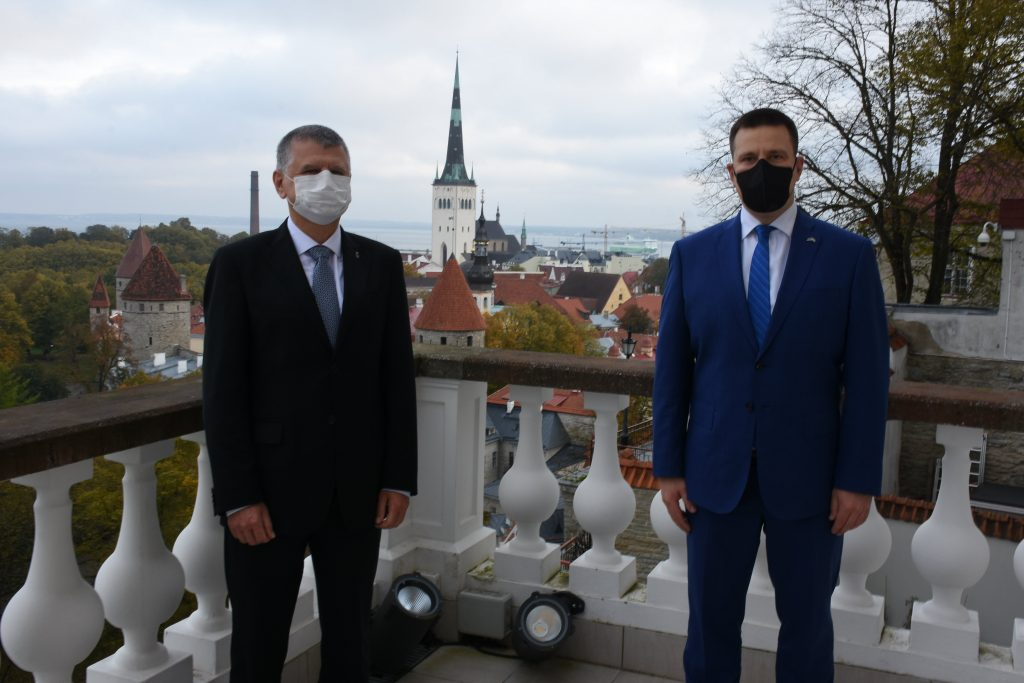House Speaker Kövér in Estonia: 'Hungary Wants Strong EU which Community of Sovereign Nation-states' post's picture
