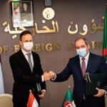 Szijjártó Urges EU-Algeria Cooperation to Stem Illegal Migration