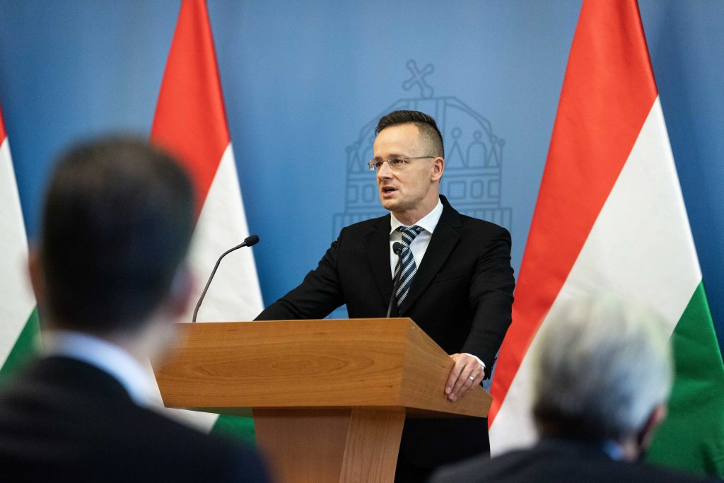 Foreign Minister Szijjártó: Ukraine's Stripping Hungarians of Their Rights Unacceptable post's picture